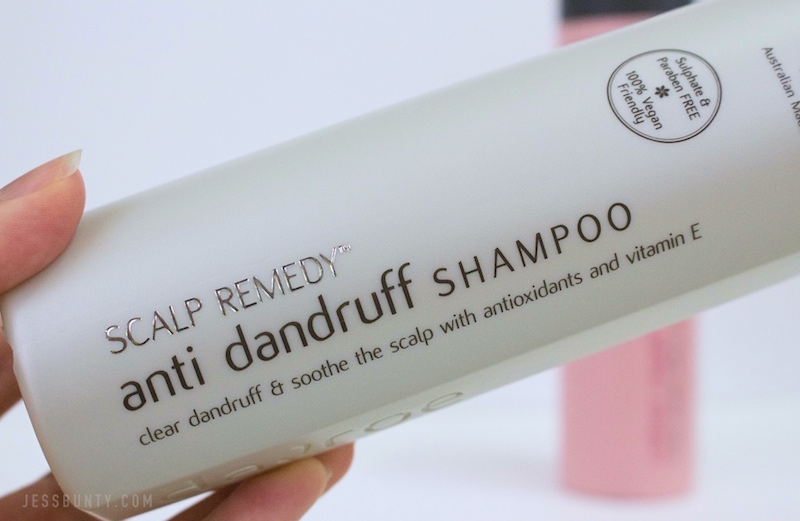 Davroe haircare anti dandruff shampoo review