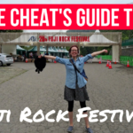 fuji rock festival guide naeba ski resort