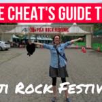 fuji rock festival guide naeba ski resort