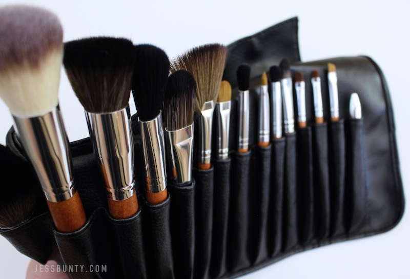 Vanity planet makeup brushes review