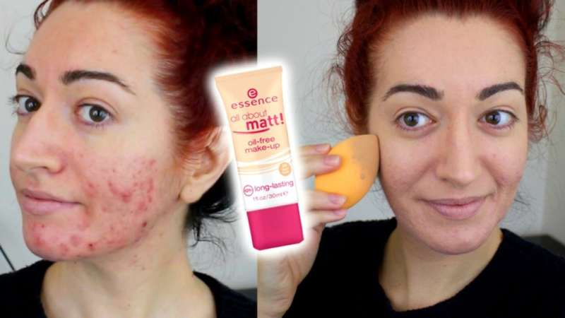 Essence All About Matt! 12 Hour Foundation Test & Review
