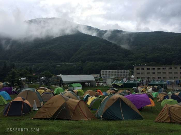 How To Be A Festival Camping Pro! (+ Fuji Rock Festival Camping Guide)