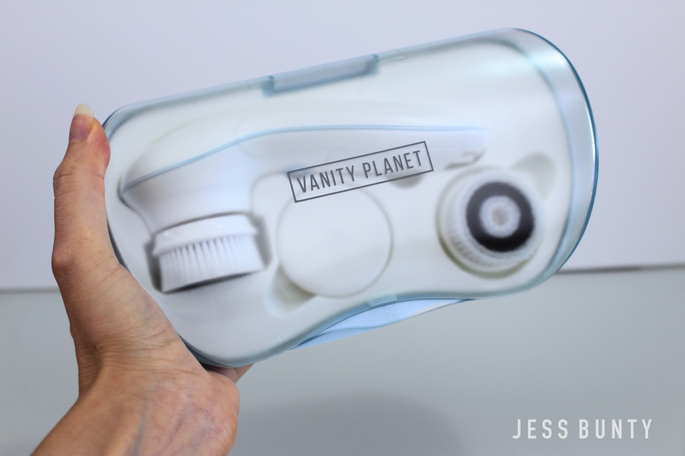 vanity planet ultimate skin spa brush review